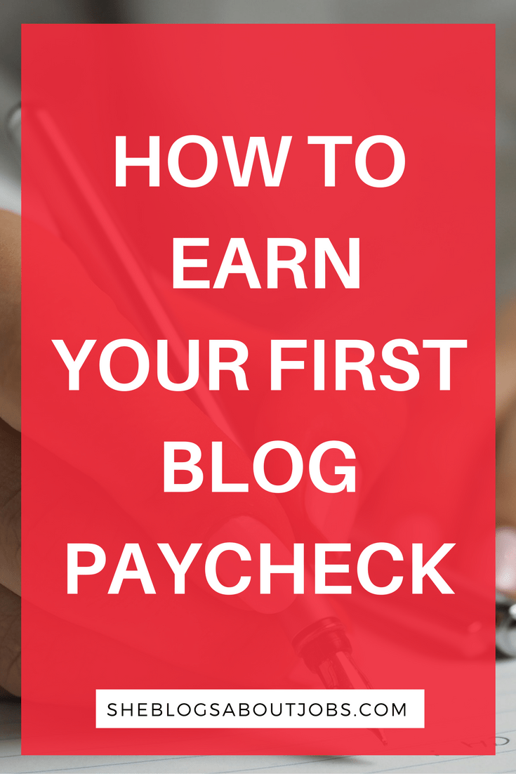 how to make money on a blog