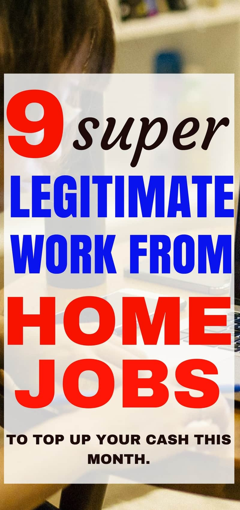 Smart Work Home Jobs — These Are the Best Part-Time Jobs You