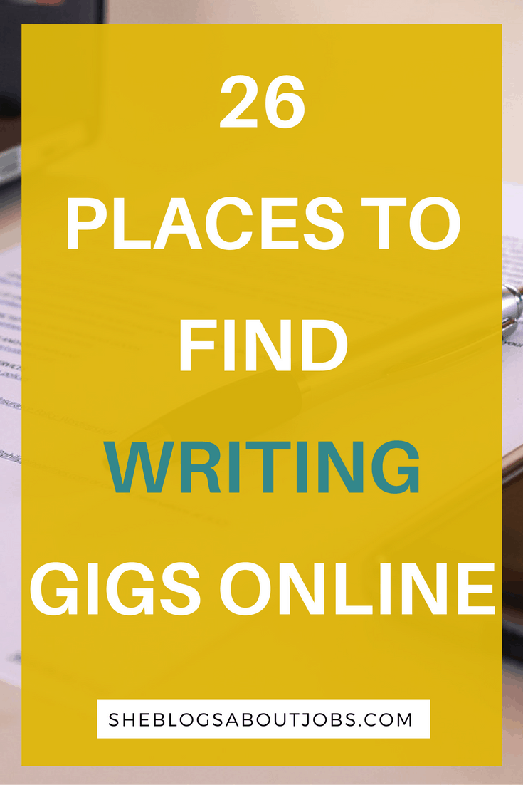 places to write online