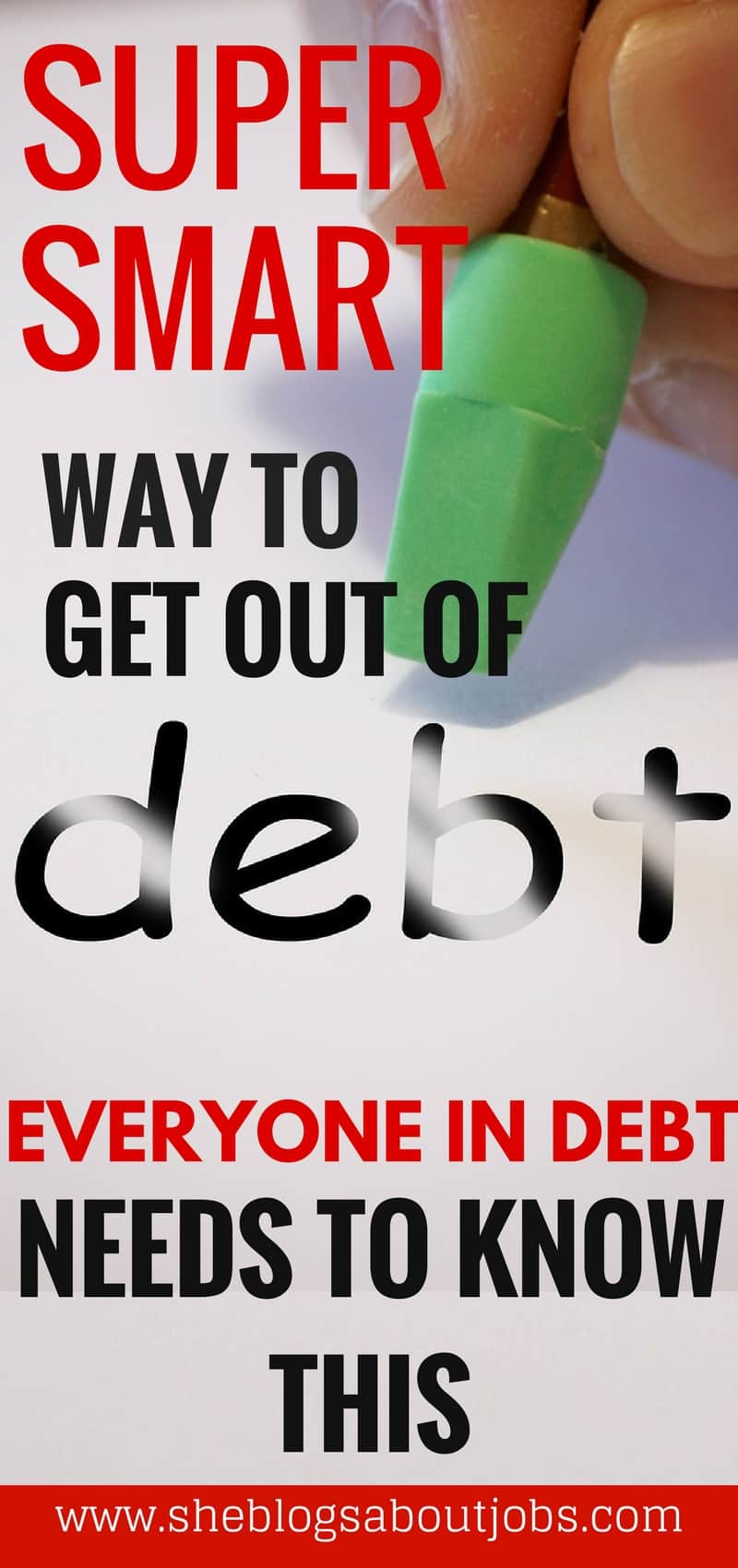 Click this image to learn of about an awesome way to get out of debt and finally start living the life you've always dreamed of.