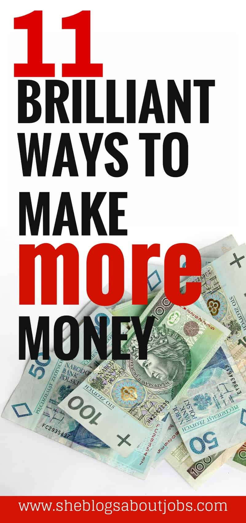 11 brilliant ways to make more money on the side click on the pin to 11 ways to make money on the side money