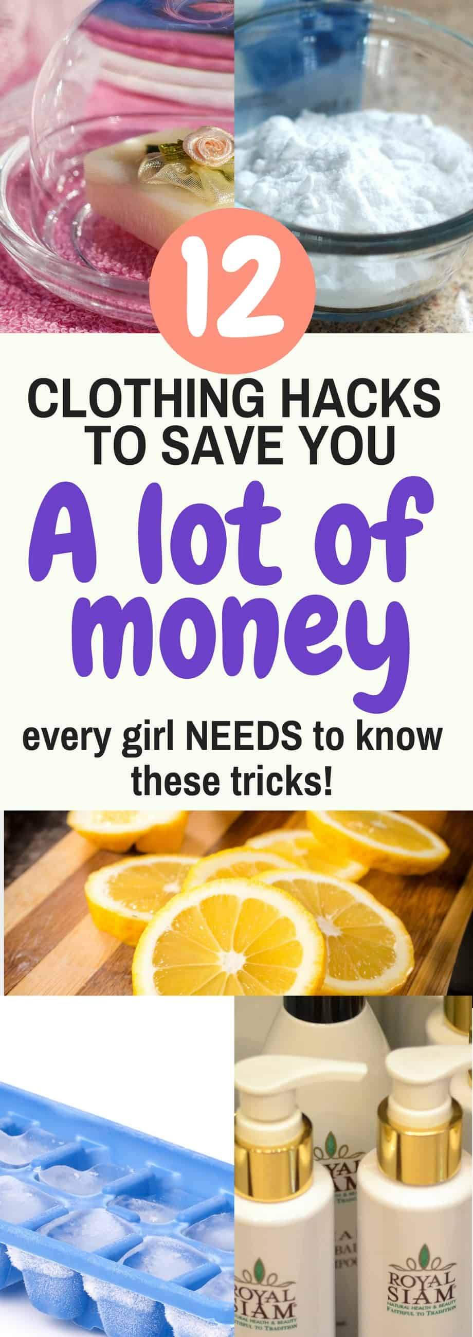 I'm so happy I found those awesome clothing hacks that help me save money. Those are truly some awesome clothing hacks every girl should know! Definitely pinning!