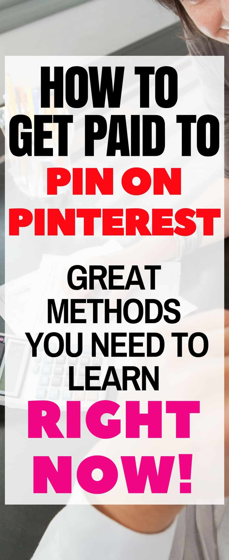 How to make money on Pinterest  Real ways to make money online using Pinterest, affiliate marketing, display ads, etsy, shopify, amazon associates and so much more Learn of real ways to make money from home using Pinterest