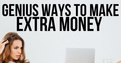 16+ Insanely Genius Ways To Make Extra Money From Home