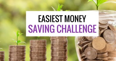 52 Week Money Saving Challenge That'll Help You Save So Much Money