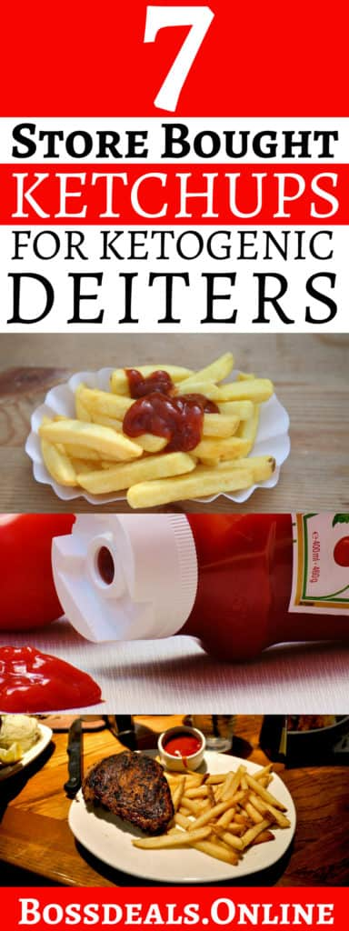 7+ Store Bought ketchups For ketogenic Deiters